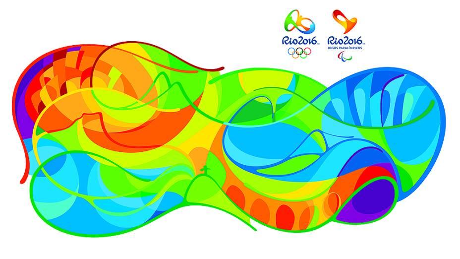 Esta imagem estará associada a todos os produtos oficiais e locais das competições