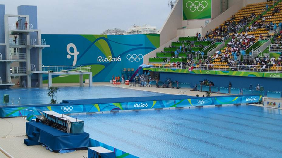 Estudo mostra como ficará o Centro Aquático Maria Lenk, palco dos saltos ornamentais
