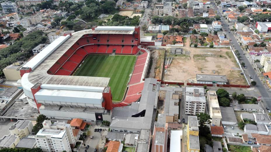 Estádio Arena da Baixada, Curitiba (PR)