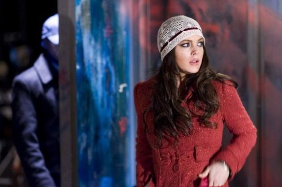 Lindsay Lohan em cena de <em>Eu Sei Quem Me Matou</em>, de 2007