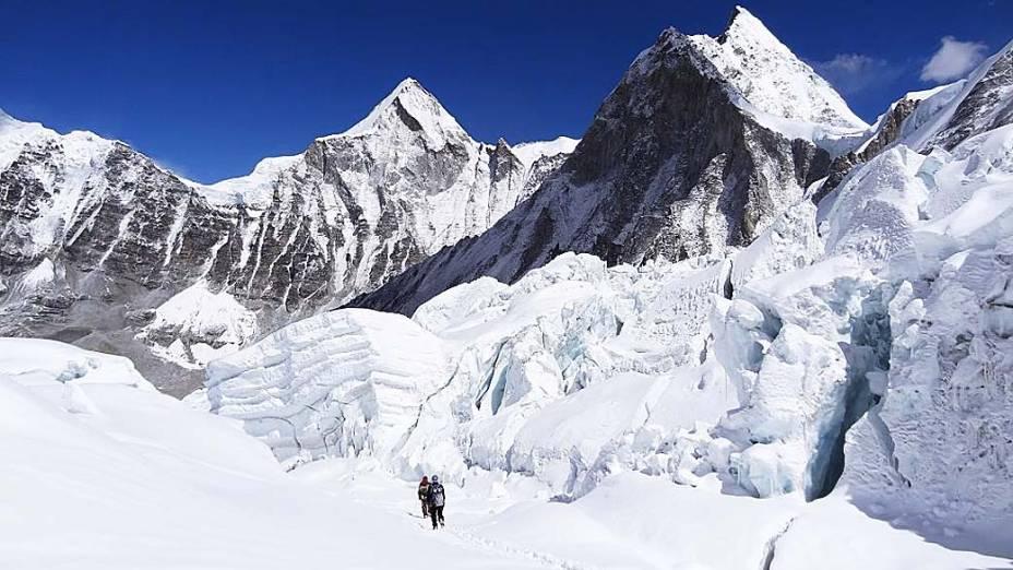 Brasileiro venceu a montanha mais alta do mundo