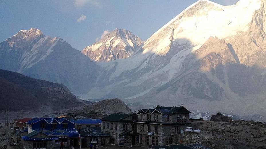 Rodrigo Raineri chegou ao topo do Everest três vezes