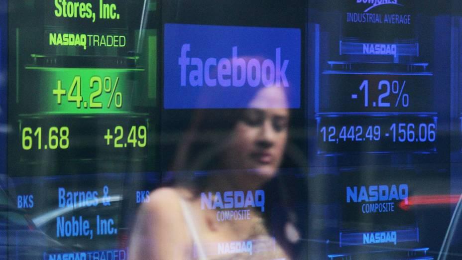 Em maio de 2012, o Facebook fez maior IPO de tecnologia da história