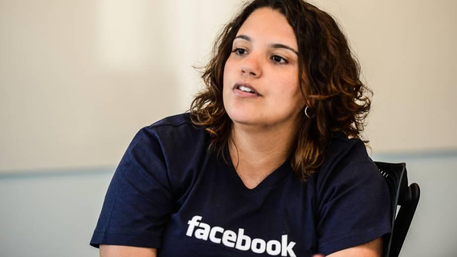 Carolina Verdelho, recrutadora do facebook na América Latina