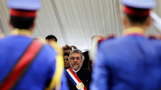 Fernando Lugo: presidente paraguaio é acusado de mau desempenho de suas funções