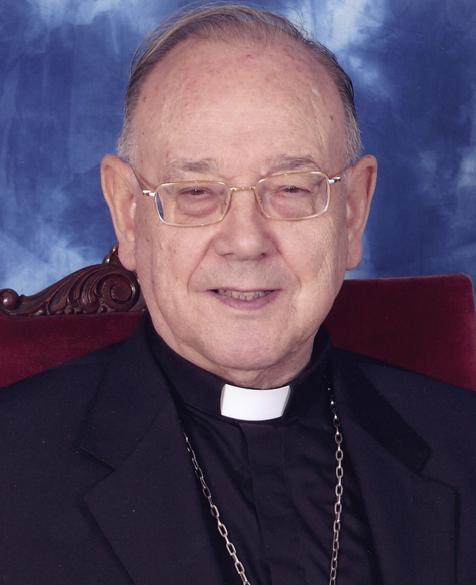 Monsenhor espanhol Fernando Sebastián Aguilar, Arcebispo emérito de Pamplona (Espanha)