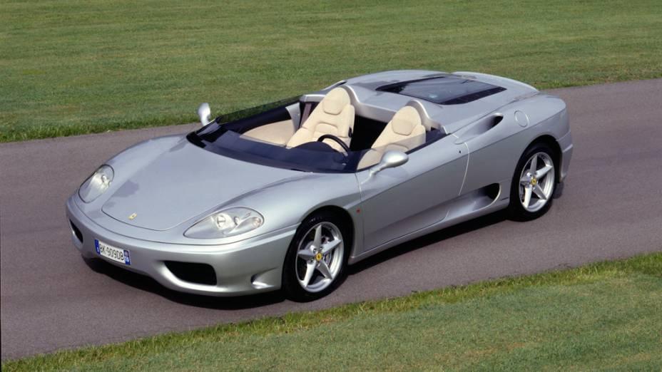A Ferrari 360 Barchetta é uma versão especial e única da 360 Modena. Foi encomendada à Pininfarina para o casamento de Luca di Montezemolo, atual presidente da Ferrari