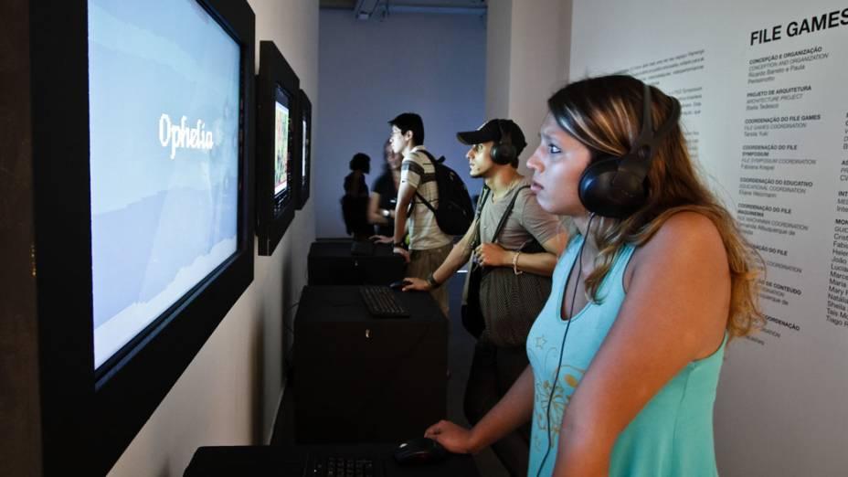 Mostra reúne filmes curta-metragem produzidos com estética 8-bit, a mesma utilizada nos jogos do Atari
