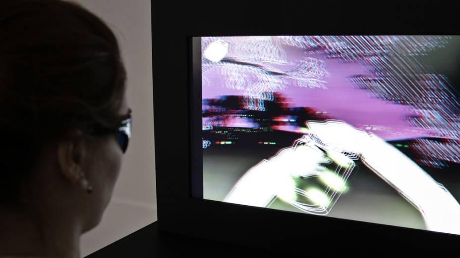 Exposição FILE Games também conta com jogos 3D