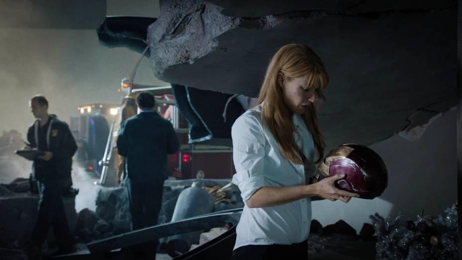 Invencibilidade de Tony Stark é desafiada em Homem de Ferro 3