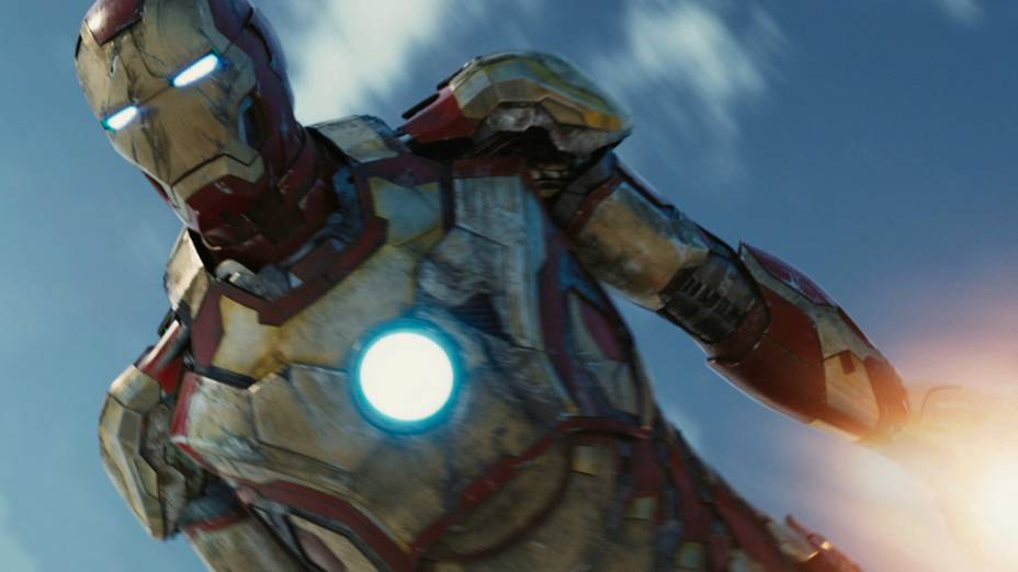 O super-herói mostra seu lado mais humano em Homem de Ferro 3