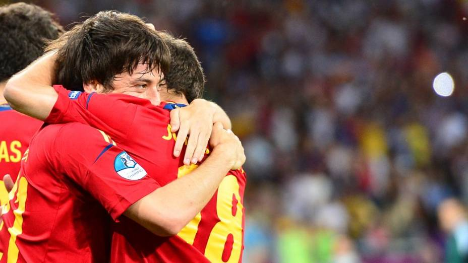 Final da Eurocopa 2012: Espanha x Itália