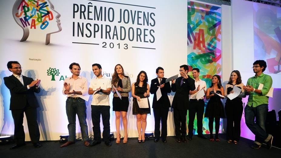 Finalistas do Prêmio dos Jovens Inspiradores