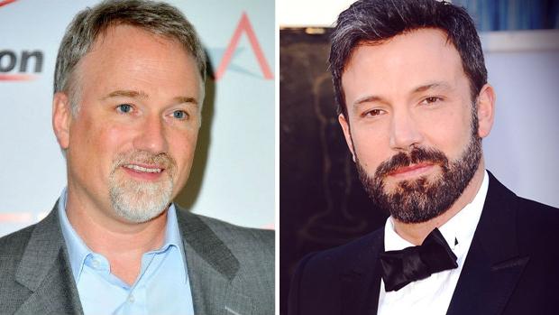 David Fincher e Ben Affleck