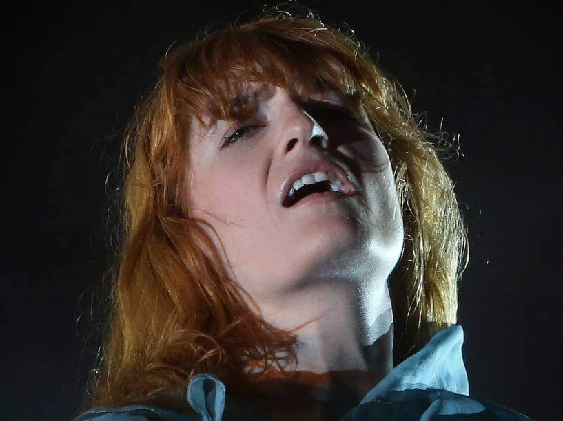 Florence and The Machine no segundo dia do Festival Lollapalooza Brasil 2016