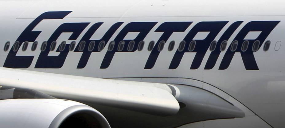 Foto de arquivo de avião da EgyptAir