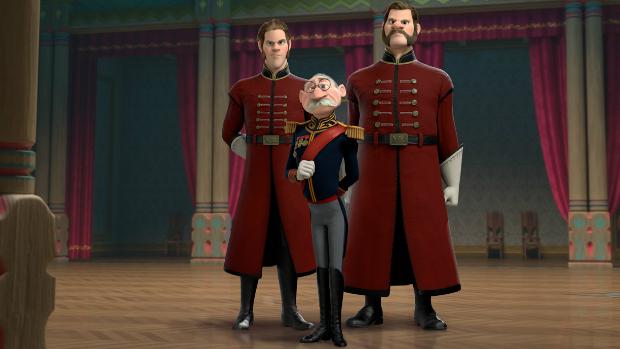 Duke, personagem da animação Frozen: Uma Aventura Congelante