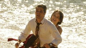 Franz (Bruno Gagliasso) vive um romance do tipo Romeu e Julieta com Amélia (Bianca Bin) em Joia Rara