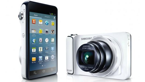 A Galaxy Camera, da Samsung, oferece ao usuário os mesmos aplicativos que estão disponíveis para os smartphones com Android