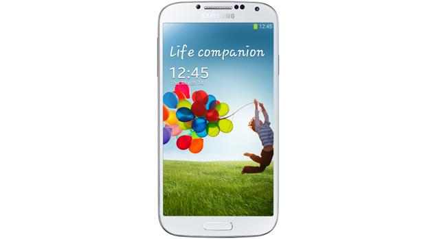 Galaxy S4 tem tela de 5 polegadas