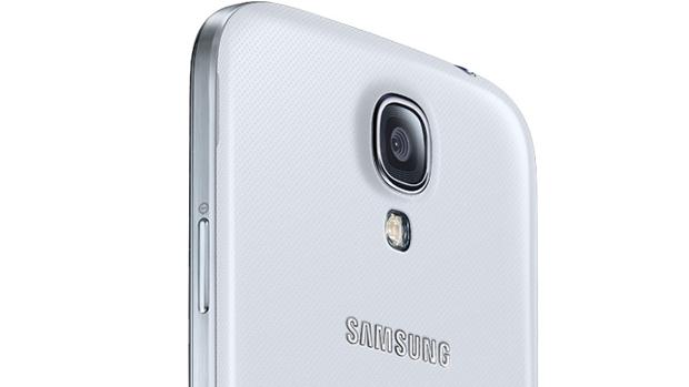Câmera principal do Galaxy S4 tem 13 megapixels