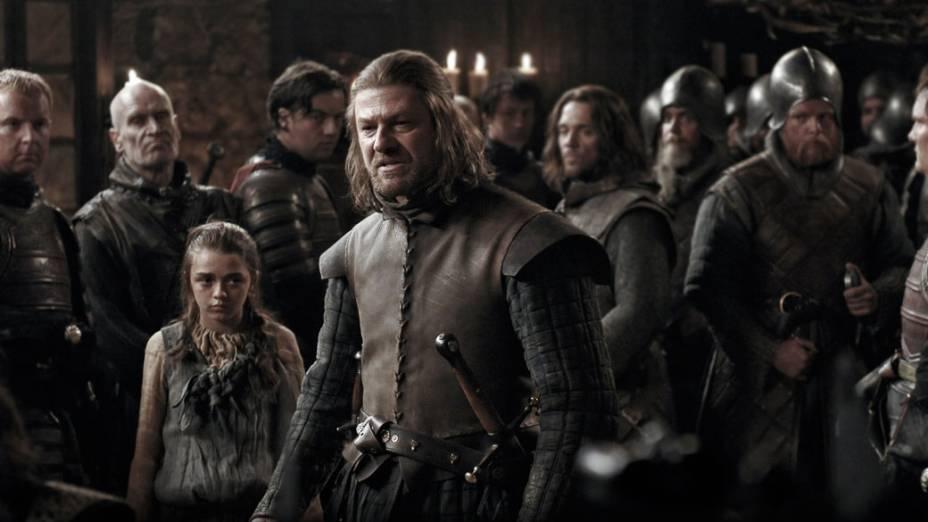 """Cena da série """"Game of Thrones"""", exibida pela HBO"""