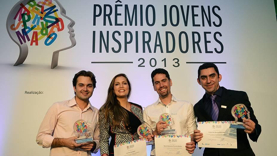Ganhadores do Prêmio Jovens Inspiradores