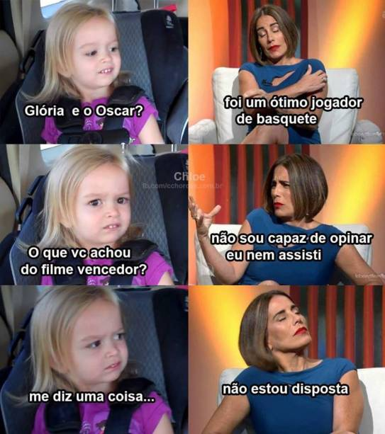 Gloria Pires, a entendida do Oscar