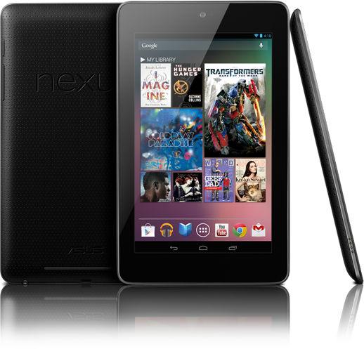 Novo Nexus 7 já vem integrado aos serviços de nuvem do Google