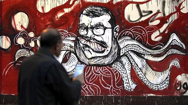 Nos últimos dias, Mursi foi alvo de seguidos protestos populares
