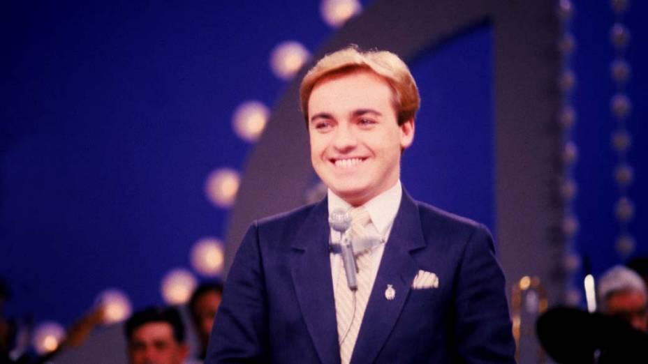 Gugu Liberato, em 1984