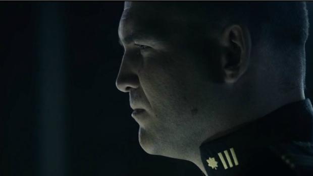 Imagem da série Halo: Forward Unto Dawn, exibida no YouTube