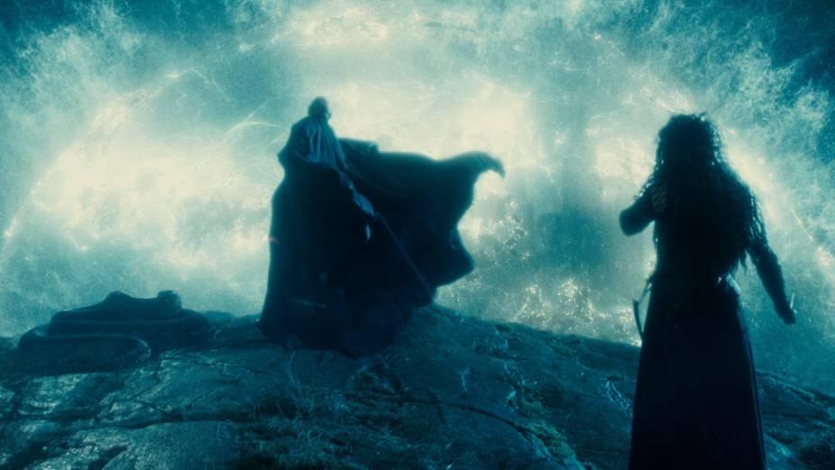 Cena do filme <em>Harry Potter e as Relíquias da Morte: Parte 2</em>