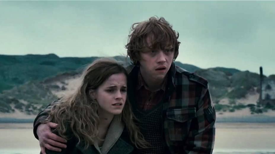 Cena de Harry Potter e as Relíquias da Morte – Parte 1