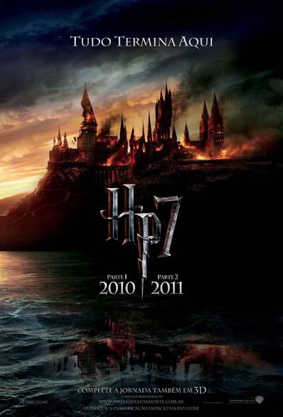 Pôster de Harry Potter e as Relíquias da Morte – Parte 1
