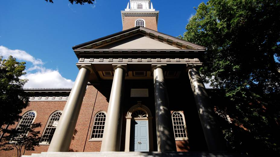 Memorial Church, na Universidade Harvard