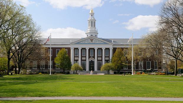 Universidade Harvard, nos Estados Unidos - 1º lugar no ranking de reputação da revista THE