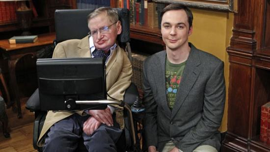 Stephen Hawking participa de episódio de 'The Big Bang Theory'