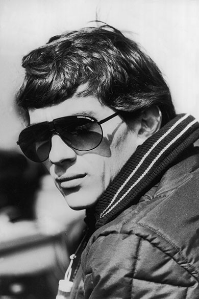 Ayrton Senna, em 1982
