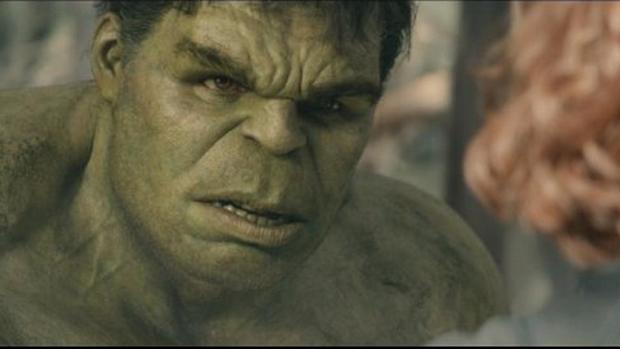 Hulk em Vingadores: Era de Ultron