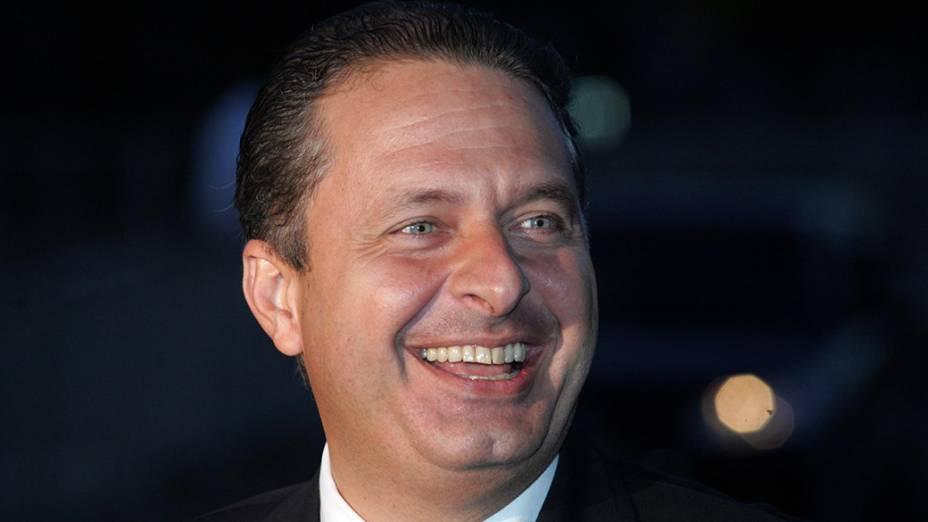 Eduardo Campos, em 2010
