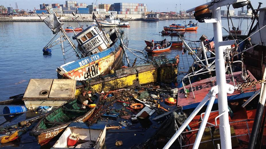 Um terremoto de magnitude 8,2 na escala Richter abalou o norte do Chile, provocando ao menos seis mortes. As regiões de Arica, Parinacota e Tarapacá foram as mais afetadas pelo tremor