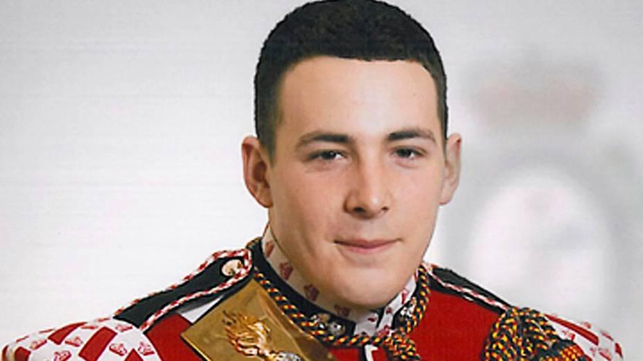 Drummer Lee Rigby, do 2 º Batalhão do Exército Britânico, Regimento Real de Fuzileiros, morto ontem (22) após ser atacado por dois homens em Woolwich, sudeste de Londres