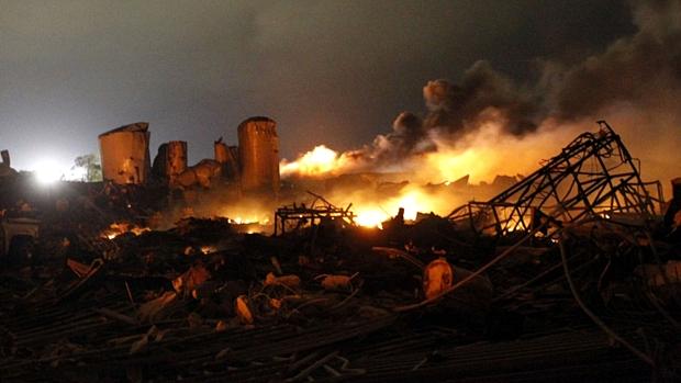 Nova tragédia nos Estados Unidos atingiu a pequena cidade de West, no Texas