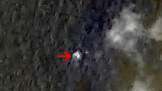 <p>Imagens de um satélite chinês mostram destroços que podem ser da aeronave que realizava o voo MH370 da Malaysia Airlines</p>