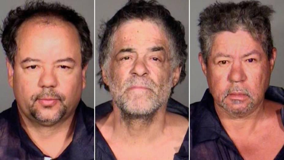 Os irmãos Ariel, Onil e Pedro Castro, foram presos acusados de sequestrarem três meninas em Cleveland, nos Estados Unidos
