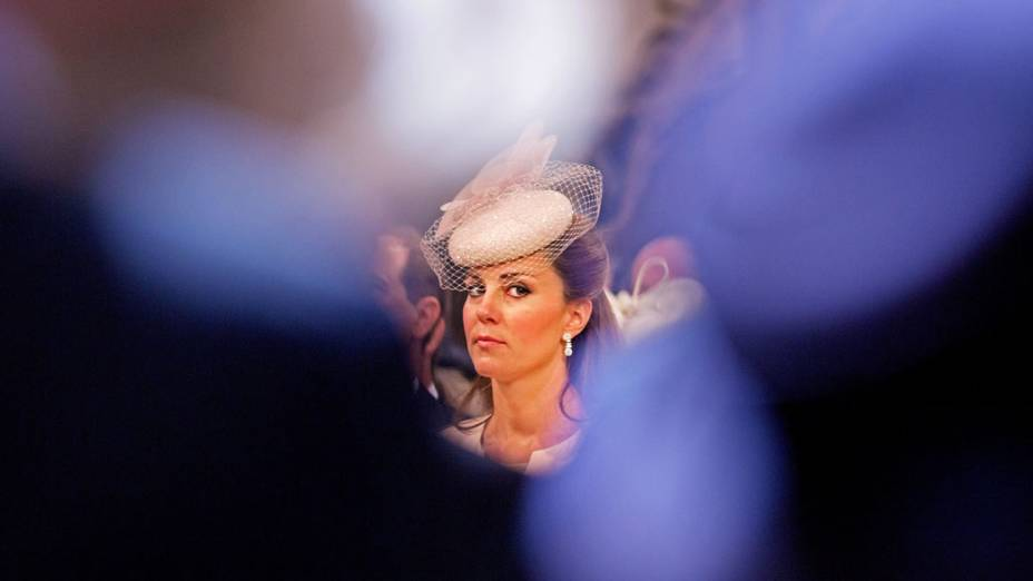 Duquesa de Cambridge, Kate Middleton, no 60º aniversário de coroação da rainha Elizabeth II