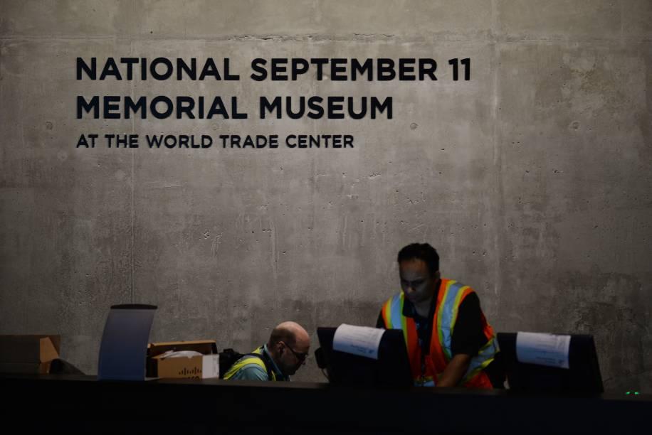 Memorial Nacional do World Trade Center será inaugurado em Nova Iorque