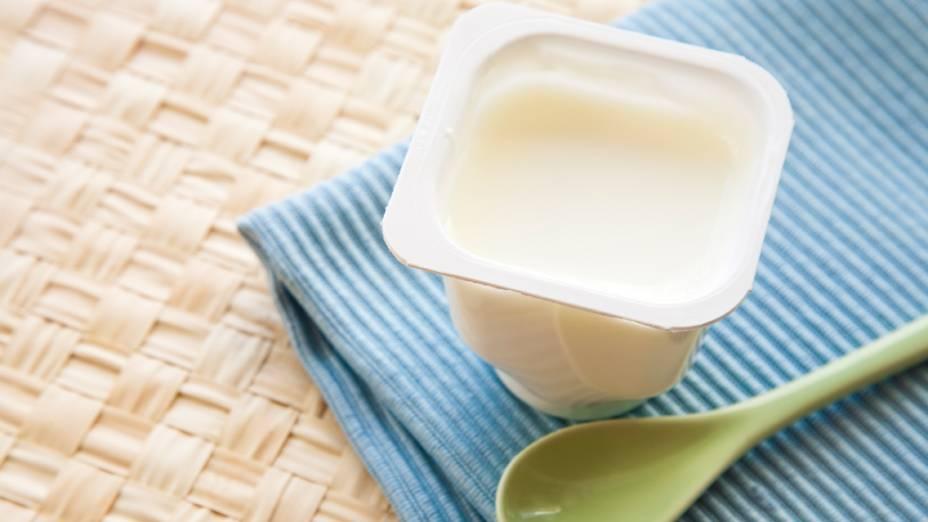 1 pote de 125 ml de iogurte