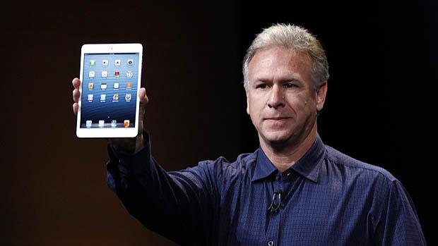 Philip Schiller apresenta o iPad Mini